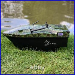 Brand New Carp Bait Boat. Camo Lake Reaper With Fish Finder Top Quality
