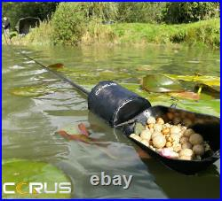 Corus 18m Long Reach Baiting Pole. Includes Float And Spoon. Carp Fishing Tackle