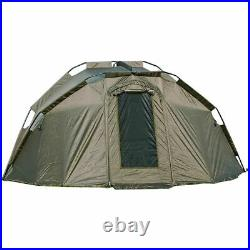 DELUXE 2 MAN CARP FISHING BIVVY by WSB Free Next day Delivery