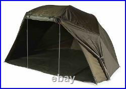 JRC New All Weather Defender 60 Oval Carp Fishing Lightweight Shelter Brolly