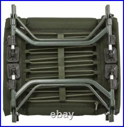 JRC Stealth X-Lite Levelbed Level Bed Chair NEW Carp Fishing