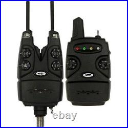 The Dynamic Wireless Ngt Bite Alarm Set 3 Alarms And Receiver Carp Fishing Set